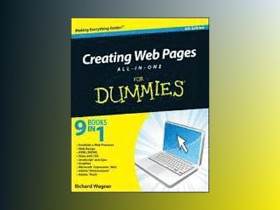 Creating Web Pages All-in-One For Dummies , 4th Edition av Richard Wagner