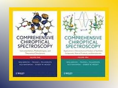 Comprehensive Chiroptical Spectroscopy, 2 Volume Set av Nina Berova