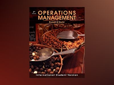 Operations Management: Creating Value Along the Supply Chain, International av Roberta S. Russell