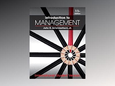 Management, International Student Version, 11th Edition av John R. Schermerhorn