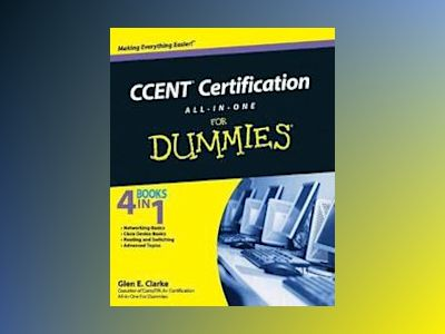 CCENT Certification All-In-One For Dummies av Glen E. Clarke