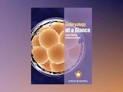 Embryology at a Glance av WEBSTER