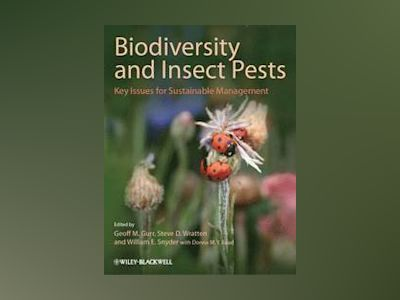 Biodiversity and Insect Pests: Key Issues for Sustainable Management av Geoff M. Gurr