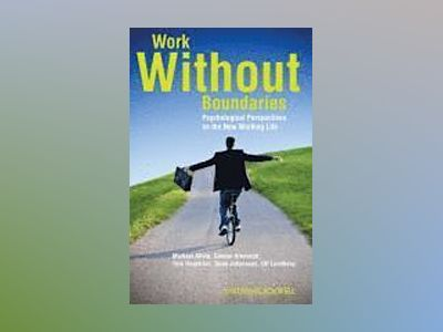 Work Without Boundaries: Psychological Perspectives on the New Working Life av Michael Allvin