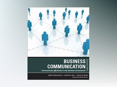 Business Communication, Canadian Edition av Marty Brounstein