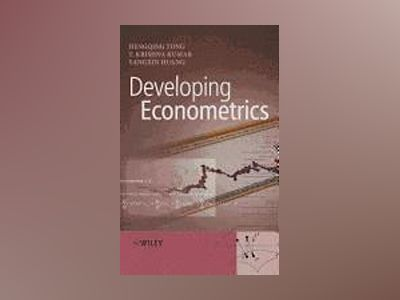 Developing Econometrics: Statistical Theories and Methods with Applications av Hengqing Tong