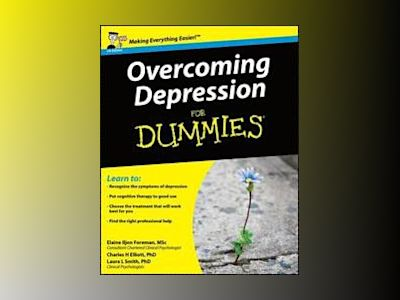 Overcoming Depression For Dummies av Elaine Iljon Foreman