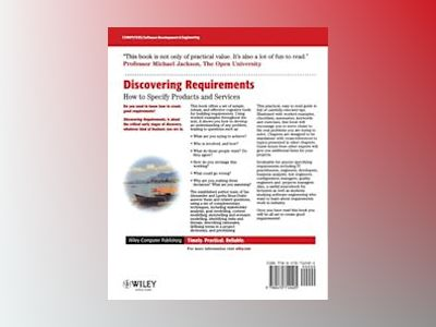 Discovering Requirements: How to Specify Products and Services av Ian Alexander