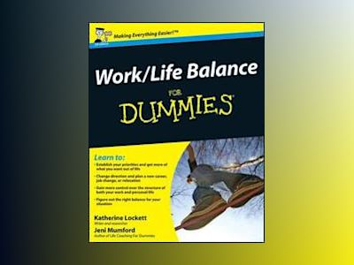 Work-life balance for dummies av Katherine Lockett