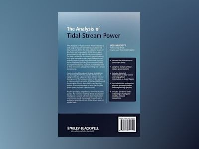 The Analysis of Tidal Stream Power av Jack Hardisty