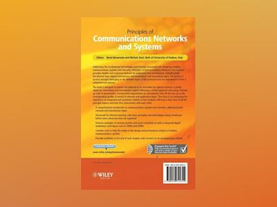 Principles of Communications Networks and Systems av Nevio Benvenuto