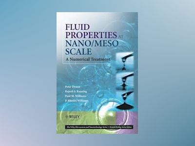 Fluid Properties at Nano/Meso Scale: A Numerical Treatment av Rajesh Ransing