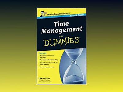 Time Management For Dummies av Clare Evans