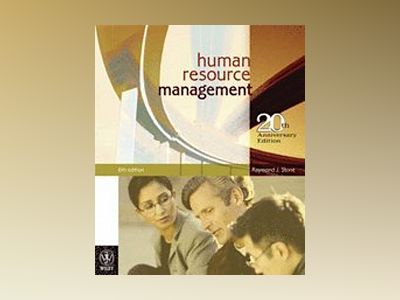 Human resource management av Raymond J. Stone