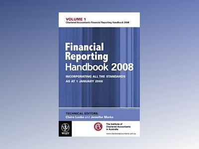 Financial reporting handbook av ICAA