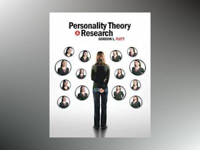 Personality Theory and Research: An International Perspective, Canadian Edi av Gordon L. Flett