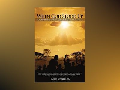 When God Stood Up: A Christian Response to AIDS in Africa av James Cantelon