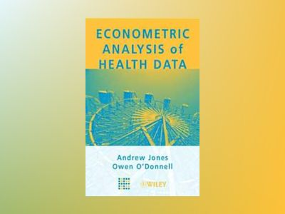 Econometric Analysis of Health Data av UK