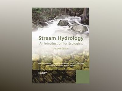 Stream Hydrology: An Introduction for Ecologists av Nancy D. Gordon