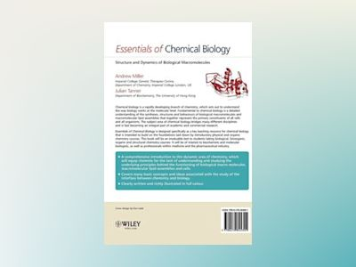 Essentials Of Chemical Biology: Structure and Dynamics of Biological Macrom av Andrew D Miller