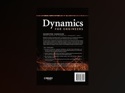 Dynamics for Engineers av Soumitro Banerjee