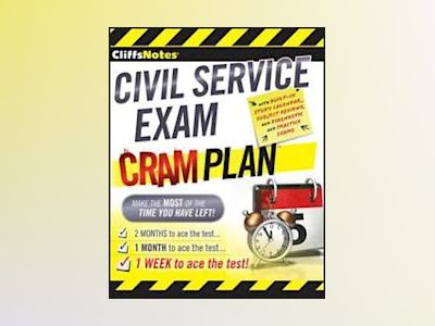 CliffsNotes Civil Service Exam Cram Plan av Northeast Editing