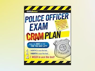 CliffsNotes Police Officer Exam Cram Plan av Northeast Editing