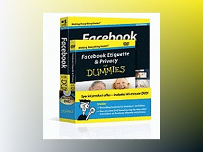 Facebook For Dummies, Book + DVD Bundle, 3rd Edition av Leah Pearlman