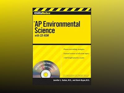 CliffsNotes AP Environmental Science with CD-ROM av Kevin Bryan