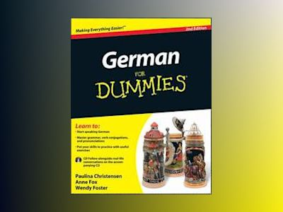 German For Dummies (with CD), 2nd Edition av Paulina Christensen