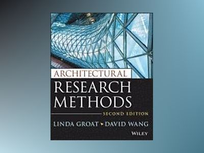 Architectural Research Methods av David Wang
