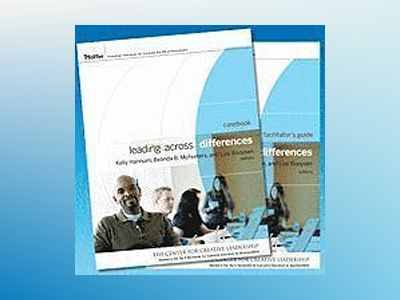 Leading Across Differences Facilitator's Guide Set av Kelly Hannum