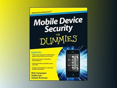 Mobile Device Security For Dummies av Rich Campagna