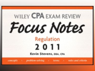 Wiley CPA Examination Review Focus Notes: Regulation, 6th Edition av Kevin Stevens