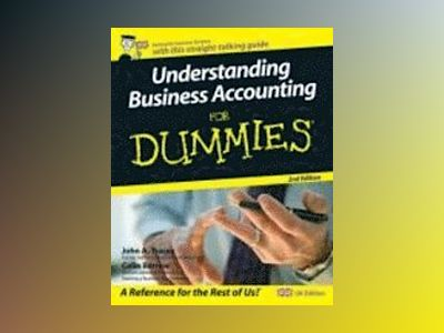 Understanding business accounting for dummies av John Tracy