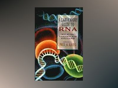 A Laboratory Guide to RNA: Isolation, Analysis, and Synthesis av Paul A. Krieg