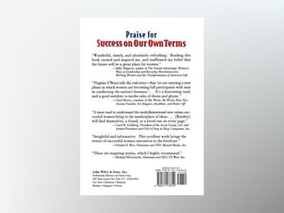 Success On Our Own Terms: Tales of Extraordinary, Ordinary Business Women av Virginia O'Brien