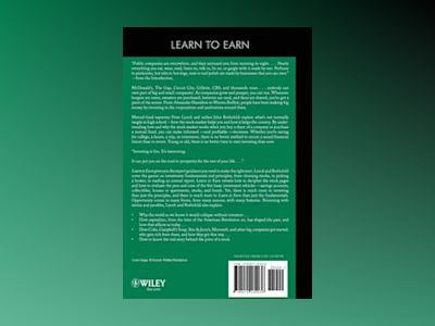 Learn to Earn: A Beginner's Guide to the Basics of Investing and Business av Peter Lynch