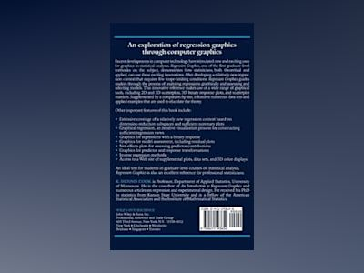 Regression Graphics: Ideas for Studying Regressions Through Graphics av R. Dennis Cook