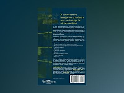 RF and Microwave Circuit and Component Design for Wireless Systems av Kai Chang