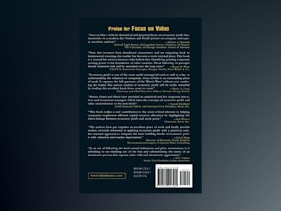 Focus on Value: A Corporate and Investor Guide to Wealth Creation av James L. Grant