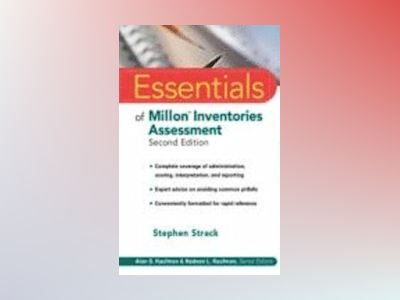 Essentials of Millon Inventories Assessment, 2nd Edition av Stephen Strack