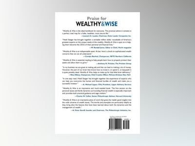 Wealthy and Wise: Secrets About Money av Neuberger Berman