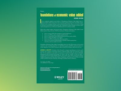 Foundations of Economic Value Added, 2nd Edition av James L. Grant