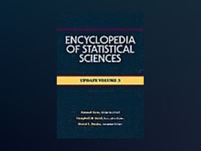 Encyclopedia of Statistical Sciences , Volume 3, Update av Samuel Kotz