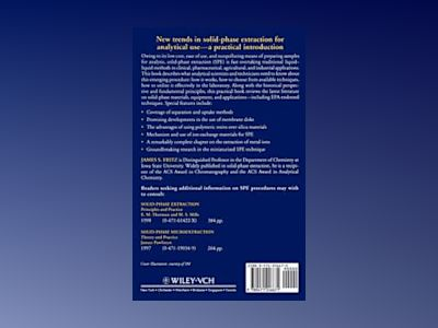 Analytical Solid-Phase Extraction av James S. Fritz
