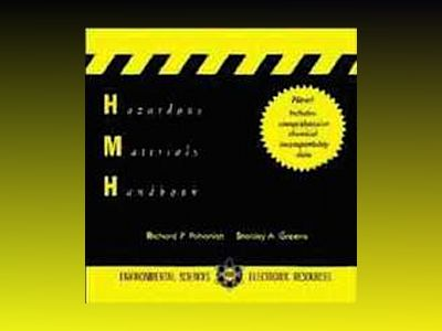 Hazardous Materials Handbook, Non-Subscribers av Richard P. Pohanish