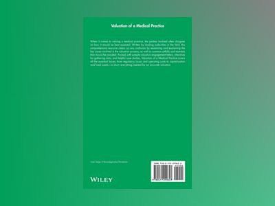 Valuation of a Medical Practice av Reed Tinsley