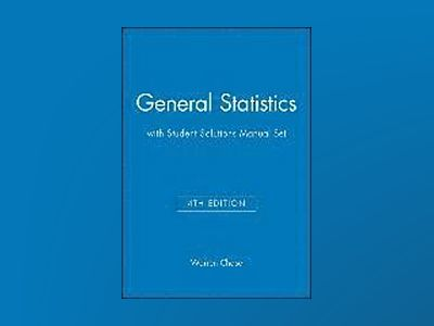 General Statistics 4E with Student Solutions Manual Set av Warren Chase