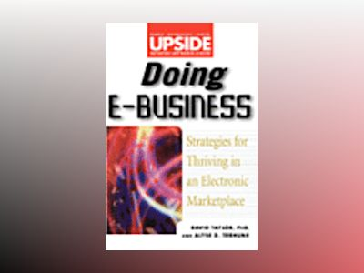 Doing E-Business: Strategies for Thriving in an Electronic Marketplace av David Taylor